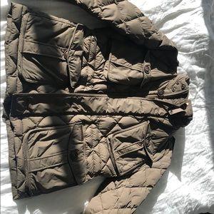 Burberry Brit Down Coat